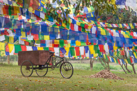 Cycling & Mysteries On The Trans Himalaya Cycling Tour