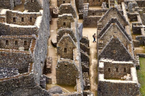 History, Archeology, Architecture andCulture On The South American Epic