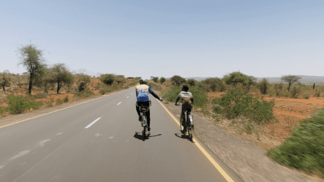 Parts 3 & 4 of our 8-Part Video Series - 'Cycling Cairo to Cape Town'
