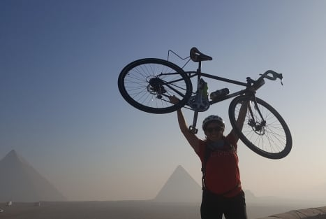 25 Countries & Counting: Tales From My Steel Steed