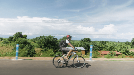 Parts 5 & 6 of our 8-Part Video Series - 'Cycling Cairo to Cape Town'