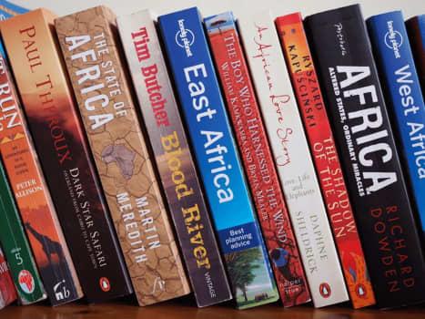 African Literature 201: Reading For The Tour d'Afrique - Non-Fiction