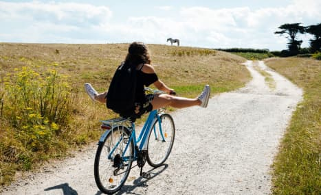 Pain, Cycling & Happiness