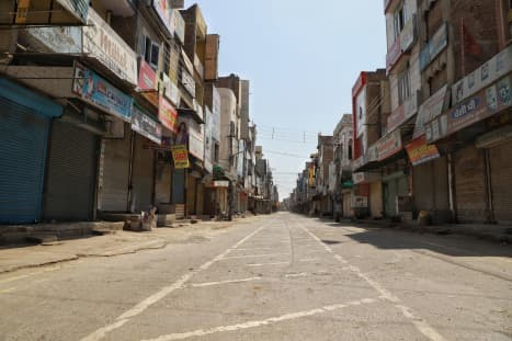 TDA Reports From The Field: Life Under Lockdown In India