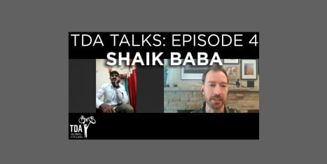 Episode 4 of TDA Talks with Shaik Baba