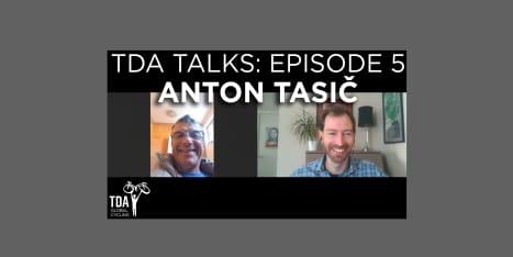Episode 5 of TDA Talks with Anton Tasič