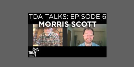 Episode 6 of TDA Talks with Morris Scott