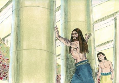 Resilience, Samson and My Long Unkempt Beard
