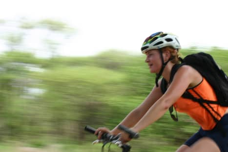 Advice for Women for Long Distance Cycling Tours