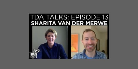 Episode 13 of TDA Talks with Sharita van der Merwe