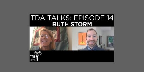 Episode 14 of TDA Talks with Ruth Storm