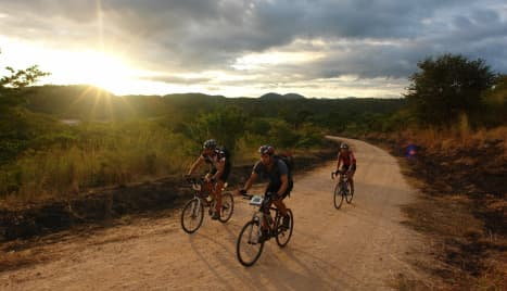 TOP FIVE QUESTIONS: LONG DISTANCE CYCLING AT TDA