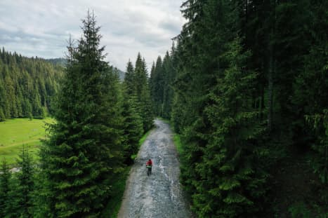 What Exactly Is Guided Bikepacking?