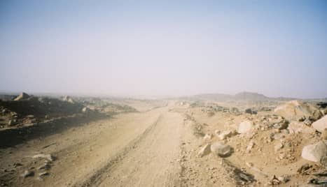 The Nightmare Road From Wadi Halfa To Dongola