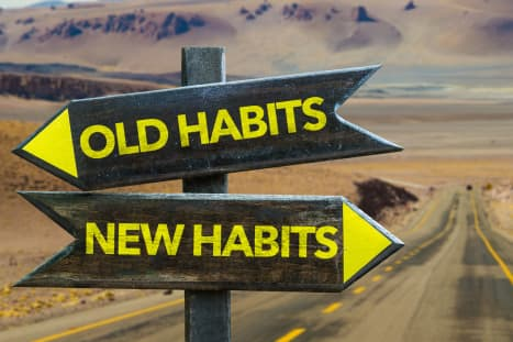 How Creating New Habits Can Help You Get Healthy & Fit For A Long Distance Cycle Tour