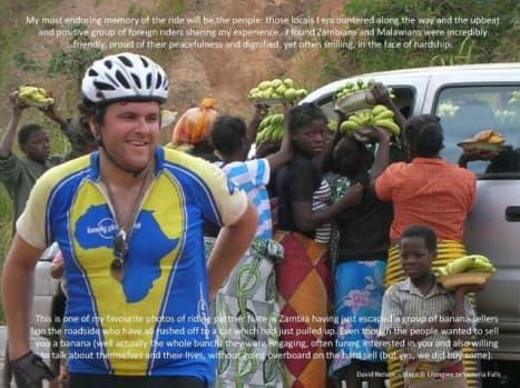 Lonely Planet & The 2009 Tour d'Afrique