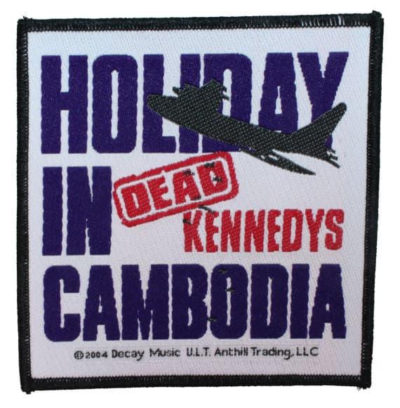 Holiday in cambodia lyrics
