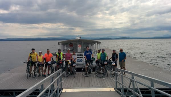 Local Motion Ferry - Group Photo - credit to Sally Hough