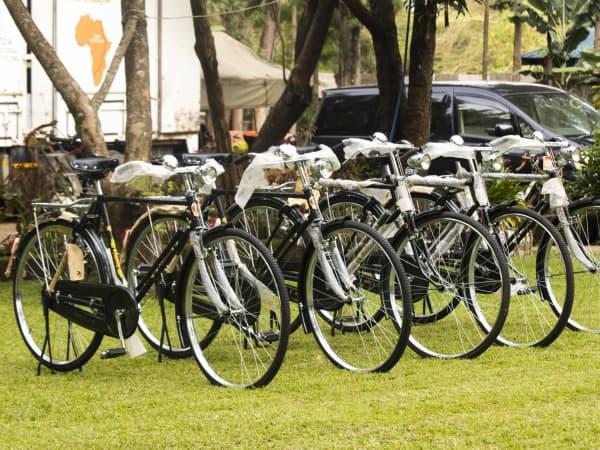 2020 Tour d'Afrique Bike Donation