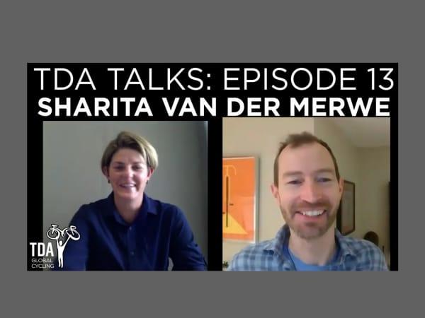 Episode 13 of TDA Talks with Sharita van der Merwe