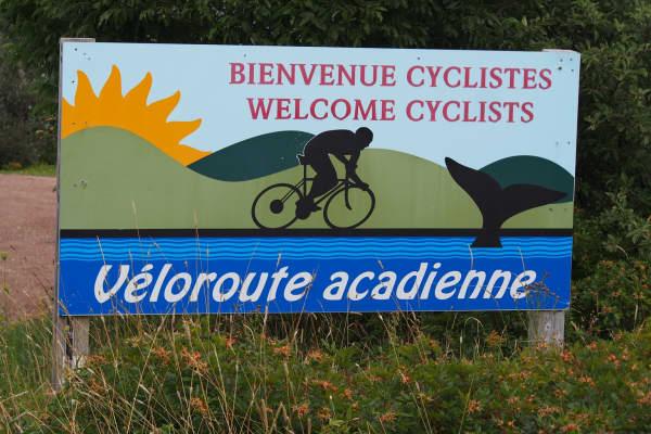 Cycling The Acadian Way