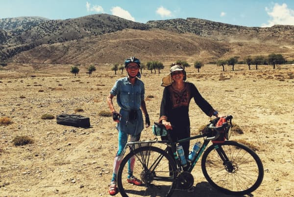 Cycling in Iran As A Woman