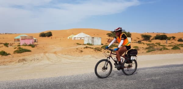 LIVE SCREENING: Watch 'Cycling West Africa' Online This Friday