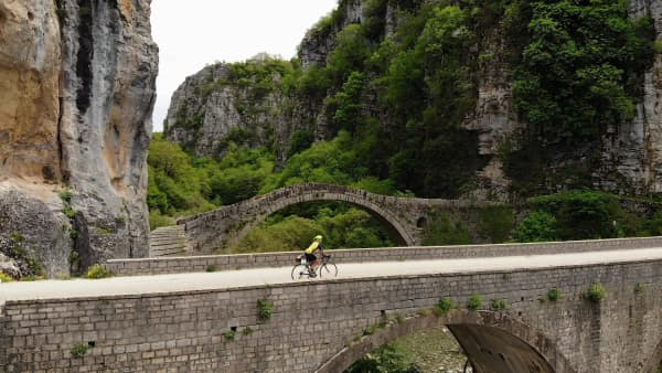 [VIDEO] Cycling Athens to Amsterdam in 3 Parts