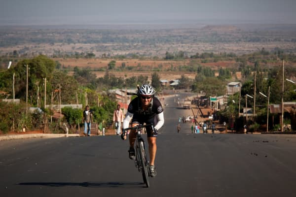 The First Half of the Virtual Tour d'Afrique is Complete - See What's Happened So Far