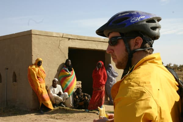 Danny Gold & The 2006 Tour d'Afrique
