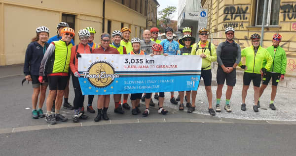 We're Back Baby! TDA Global Cycling Returns To Europe