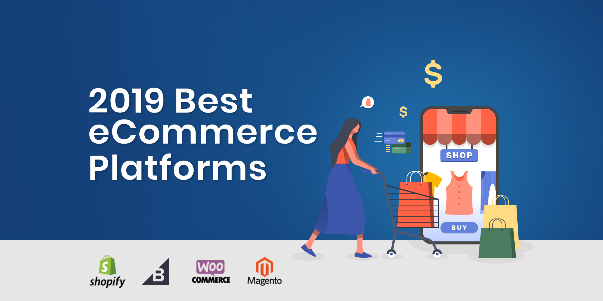 2019 Best eCommerce Platforms