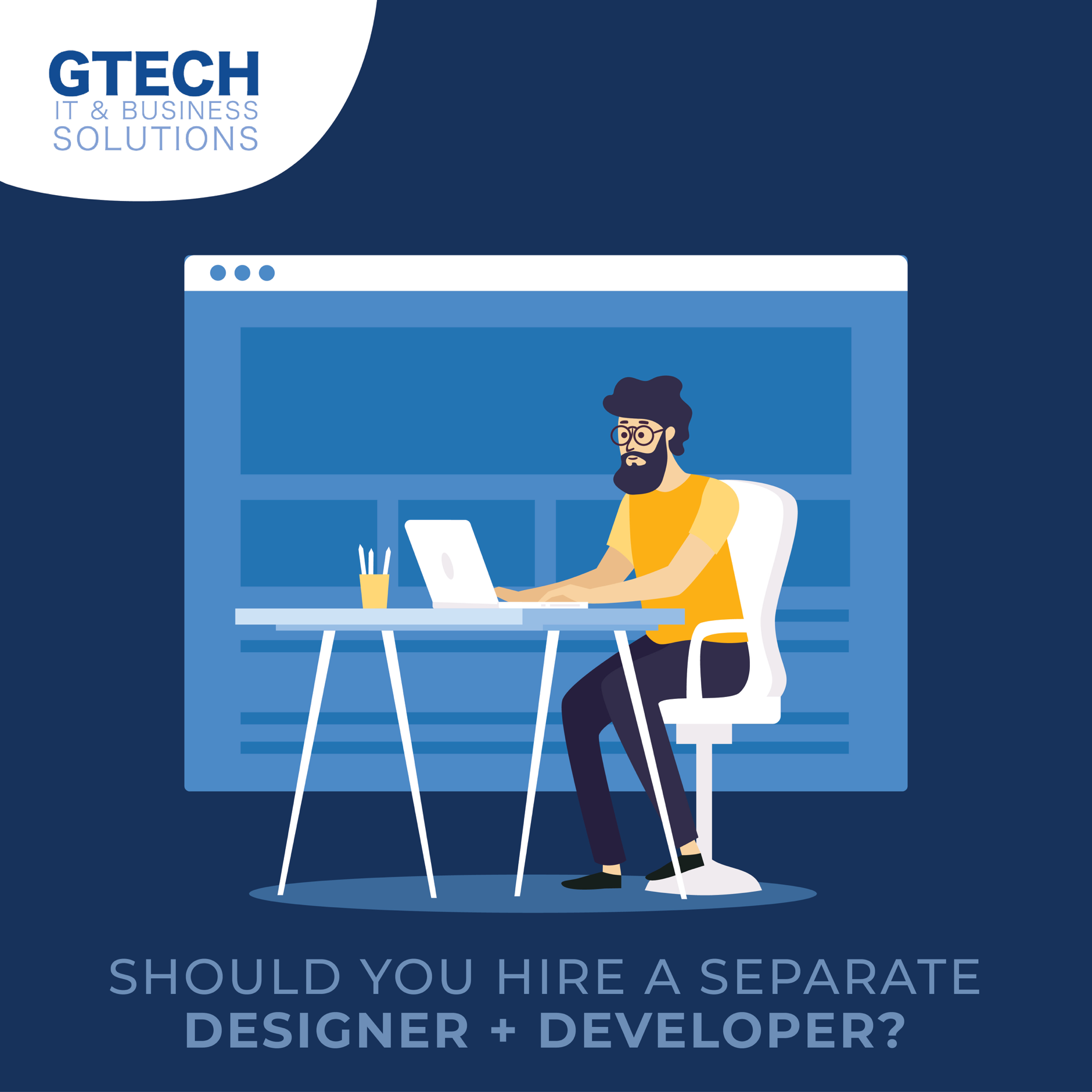Should You Hire A Separate Designer and Developer?