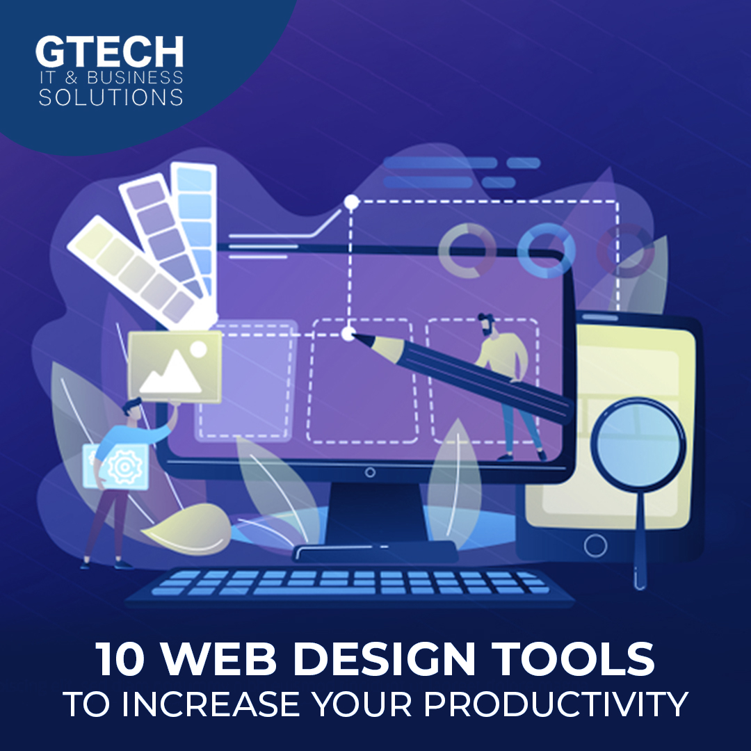 10 Web Design Tools To Increase Your Productivity