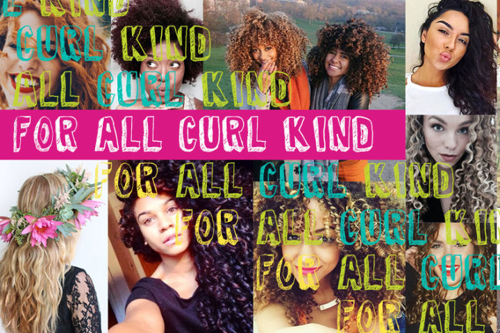 Curly Hair Blog - Featured Hero Image