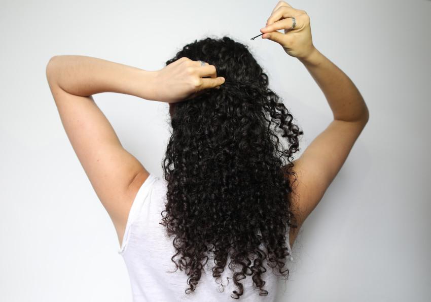 Excellent Curly Hairstyles Three Easy Ponytails For Summer Curls Schematic Wiring Diagrams Amerangerunnerswayorg