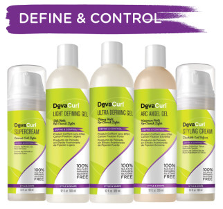Define and Control Products - DevaCurl