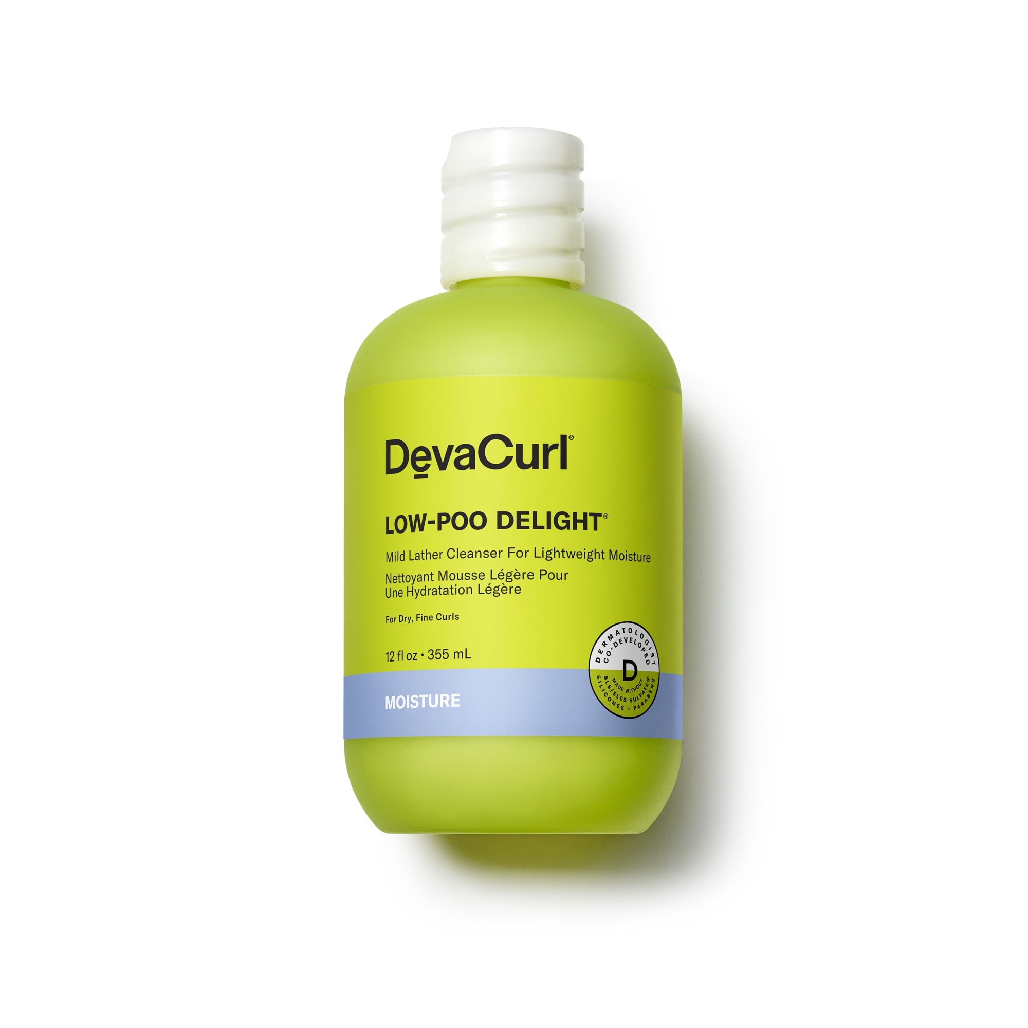 Low-Poo Delight® 12 oz Bottle