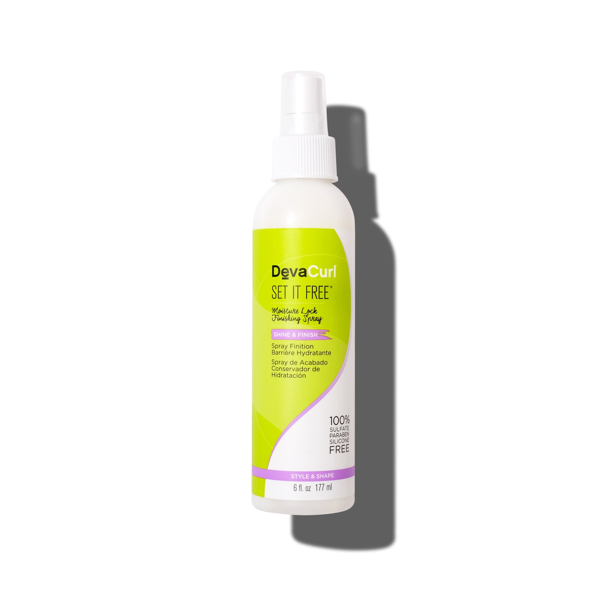 DevaCurl Set it Free 6oz
