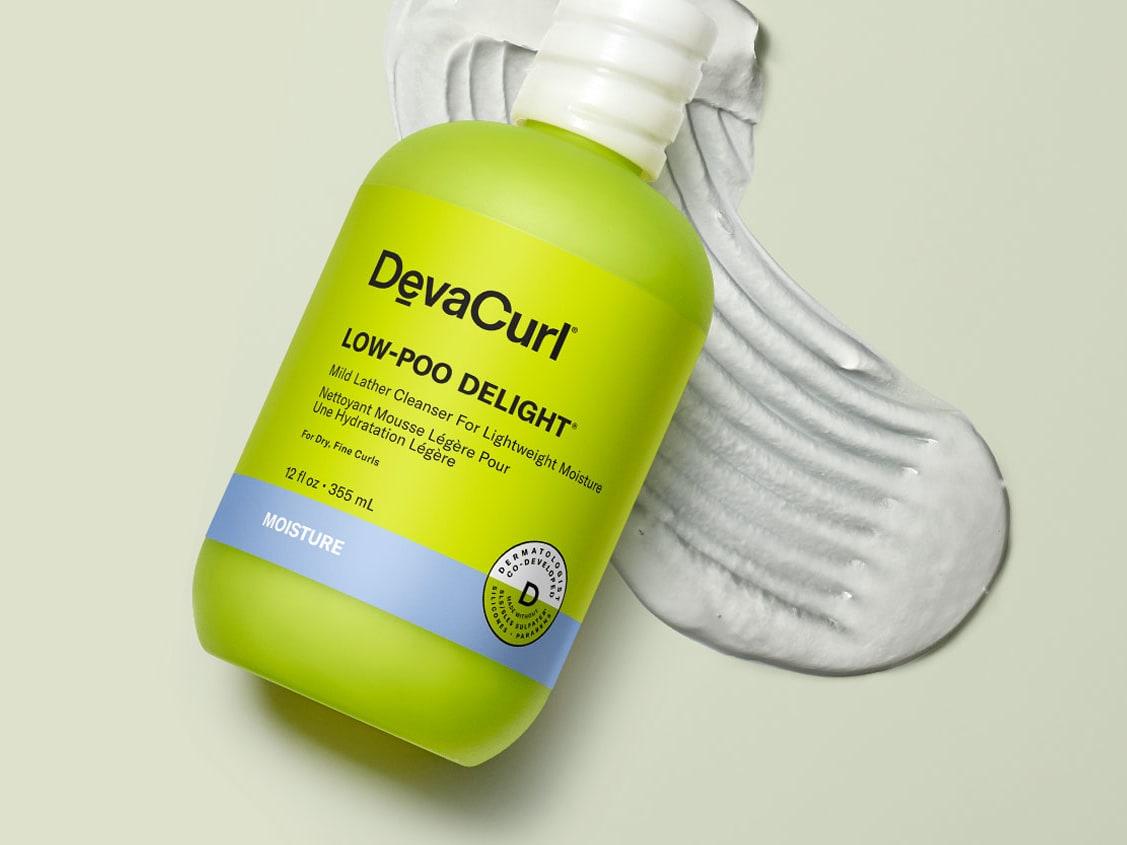 Low-Poo Delight bottle
