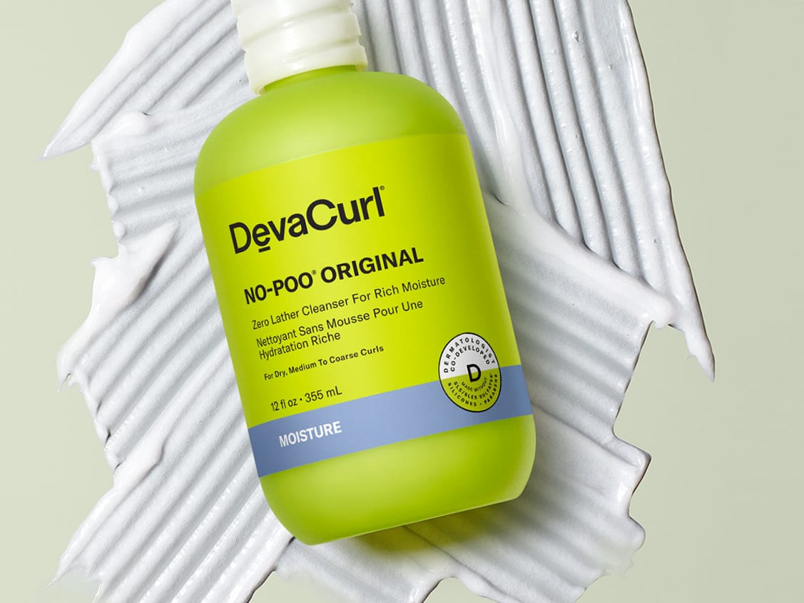 No-Poo Original bottle