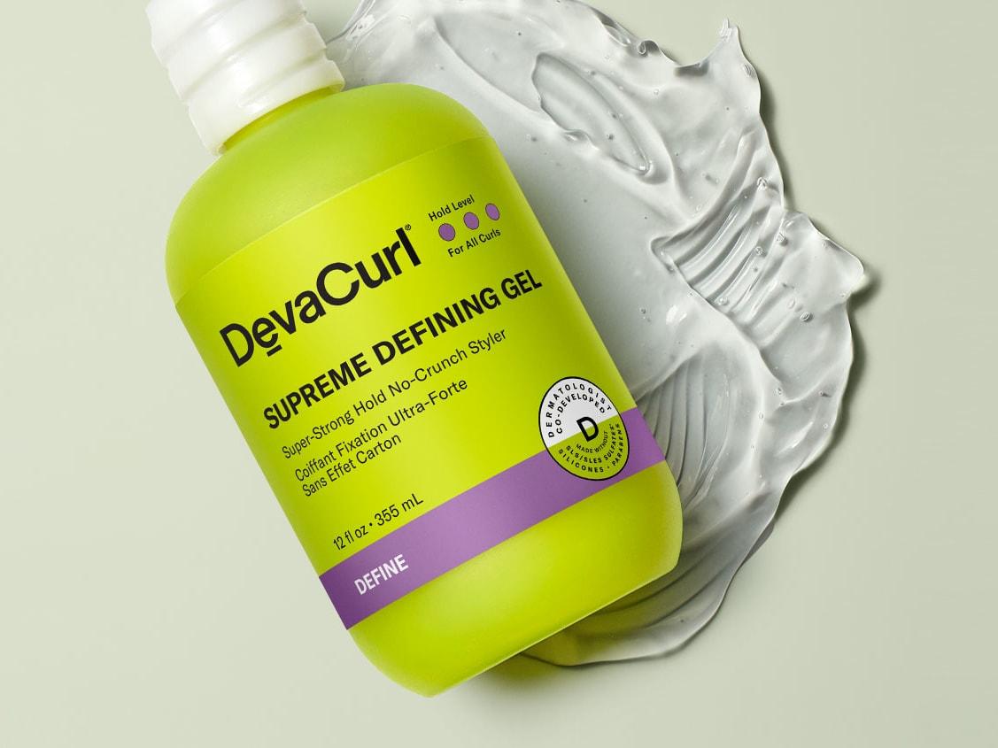 Supreme Defining Gel bottle