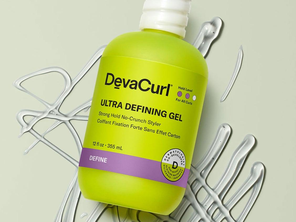 Ultra Defining Gel bottle.