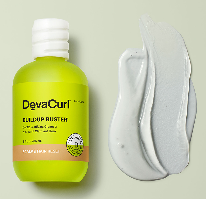Buildup Buster® bottle with goop
