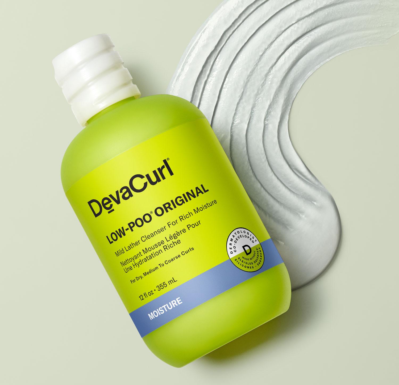 Low-Poo® Original bottle with goop