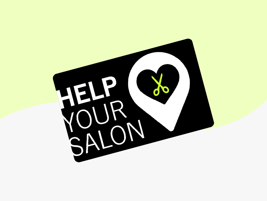 Salon Voucher Program icon