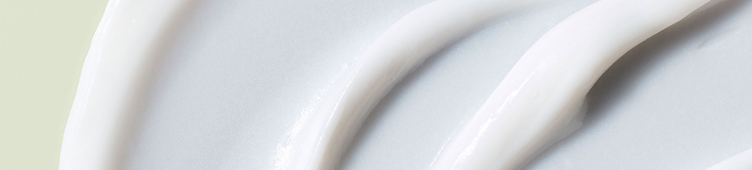 white goop