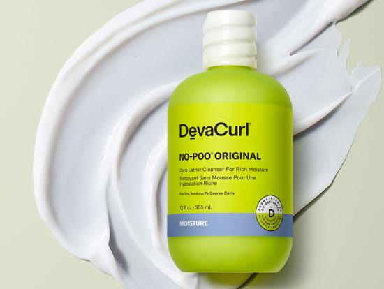 DevaCurl No-Poo Original Cleanser on goop