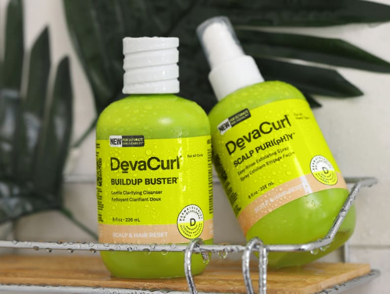 Buildup Buster and Scalp Puri(pH)y