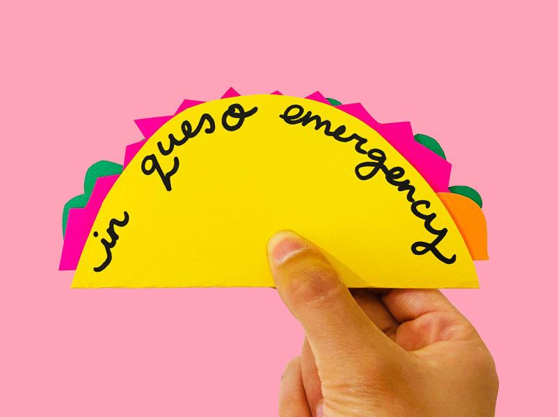 paper taco